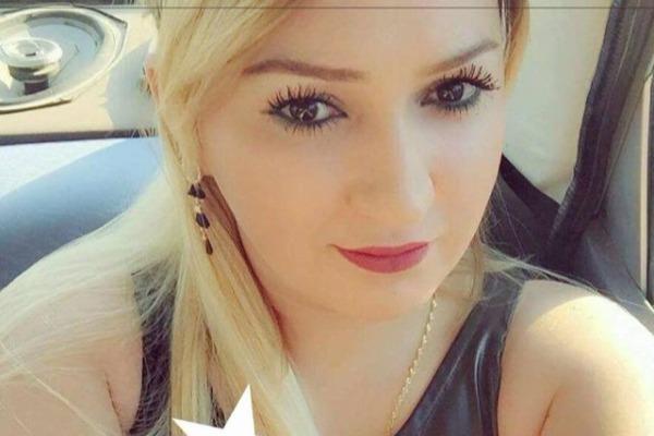 İki uşaq anası azərbaycanlı qadın