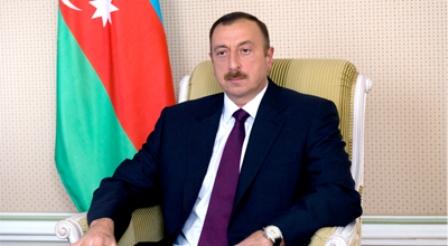 Almaniya Prezidenti Azərbaycan Prezidentini təbrik edib