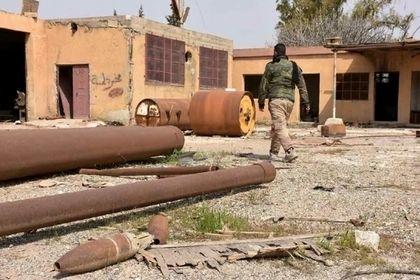 İranın Suriyadakı hərbi bazasında partlayış olub, 20 nəfər ölüb