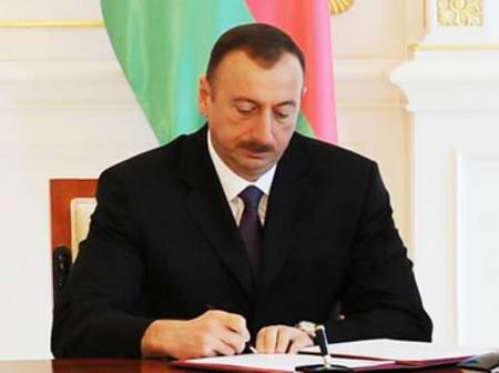 İlham Əliyev Novruz Məmmədovu baş nazir təyin etdi
