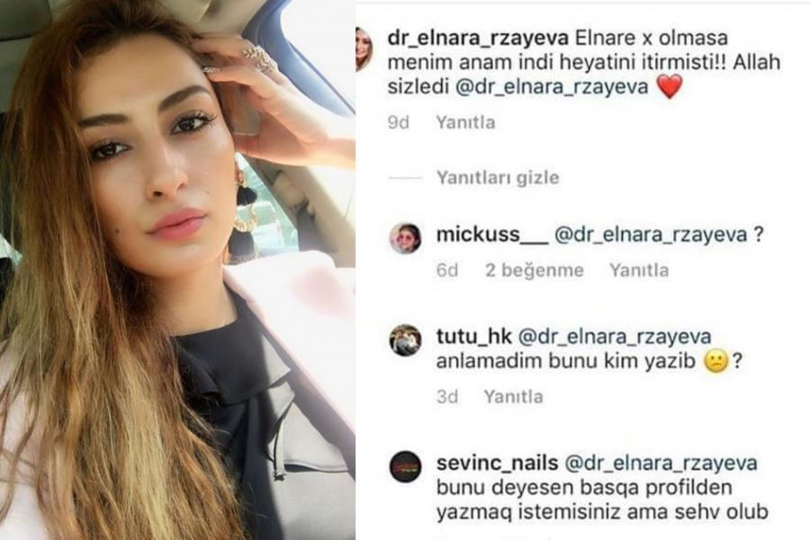 Azərbaycanda kosmetoloq gülməli vəziyyətə düşdü –