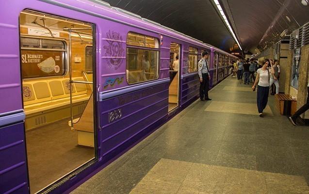 Bakıda metronun fəaliyyəti dayandırılır