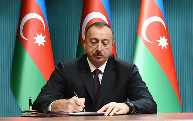 Prezident Əli Əsədovu Baş Nazir təyin etdi