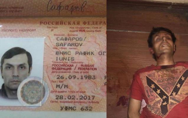 Yunus Səfərovun yaralı fotosunu yayan polislərin vəsiqəsi əlindən alındı