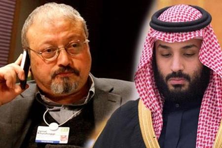 Məhəmməd bin Salmanın jurnalist Camal Qaşıqçının öldürülməsində əli var