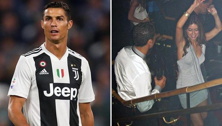 Ronaldo Ketrinə təcavüz etdiyini boynuna alıb