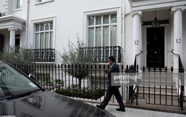 Zamirə Hacıyevanın Londondakı 26 milyonluq evi