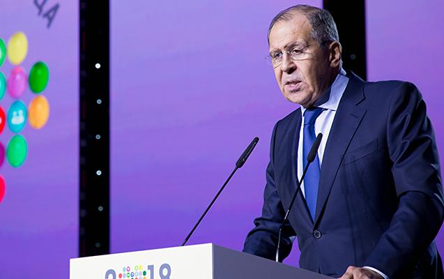 Lavrov çıxılmaz duruma düşdü