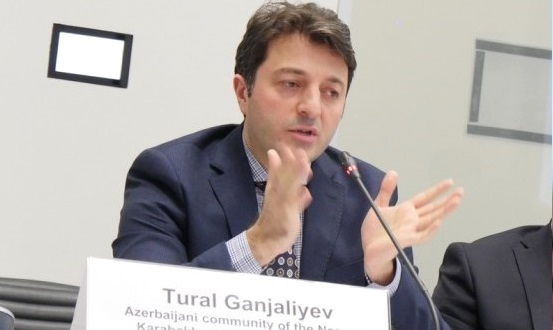 Tural Gəncəliyev Qarabağ separatçılarının rəhbərinə cavab verdi