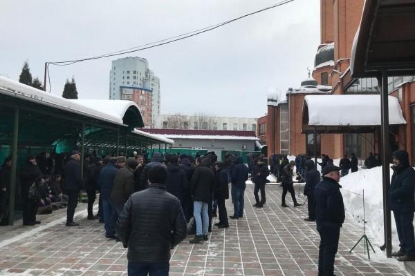 Azərbaycanlı dindarların Moskvada toplaşdığı yeganə məscid