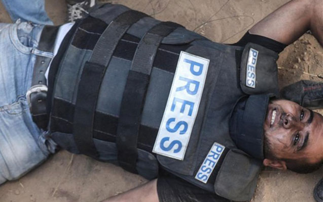 """Alhurra TV""nin fotojurnalisti öldürüldü"