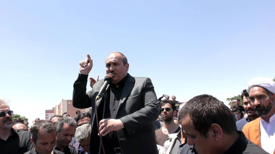 İran rejimi Abbas Lisaniyə işgəncə verir