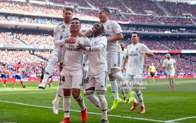 "Madrid derbisini ""Real"" qazandı"