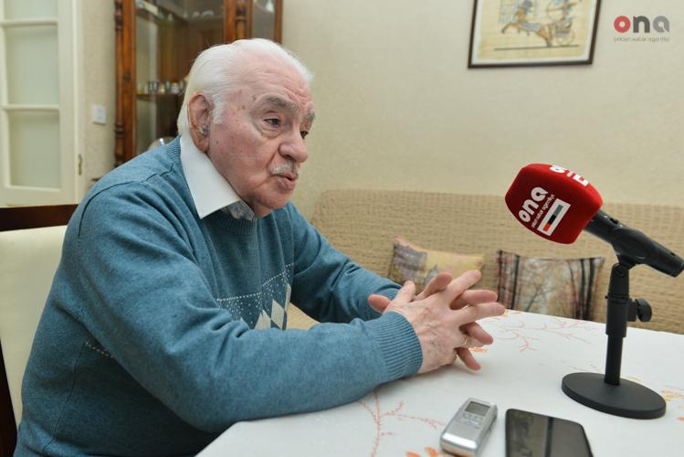 Prezidentlə görüşdə ev problemi qaldırılan 86 yaşlı bəstəkara mənzil verildi
