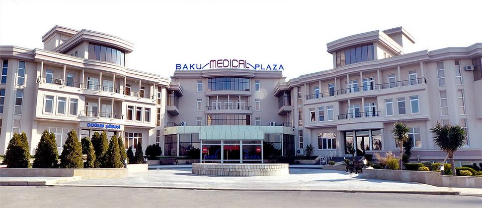 """""""Baku Medical Plaza""""da xəst ölümü ilə bağlı açıqlama"""