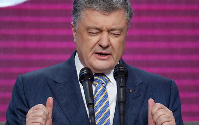 Poroşenko vergi qaçaqçılığında ittiham edildi