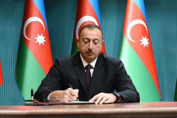 Azərbaycan Prezidenti Yaponiya İmperatoruna təbrik məktubu göndərib