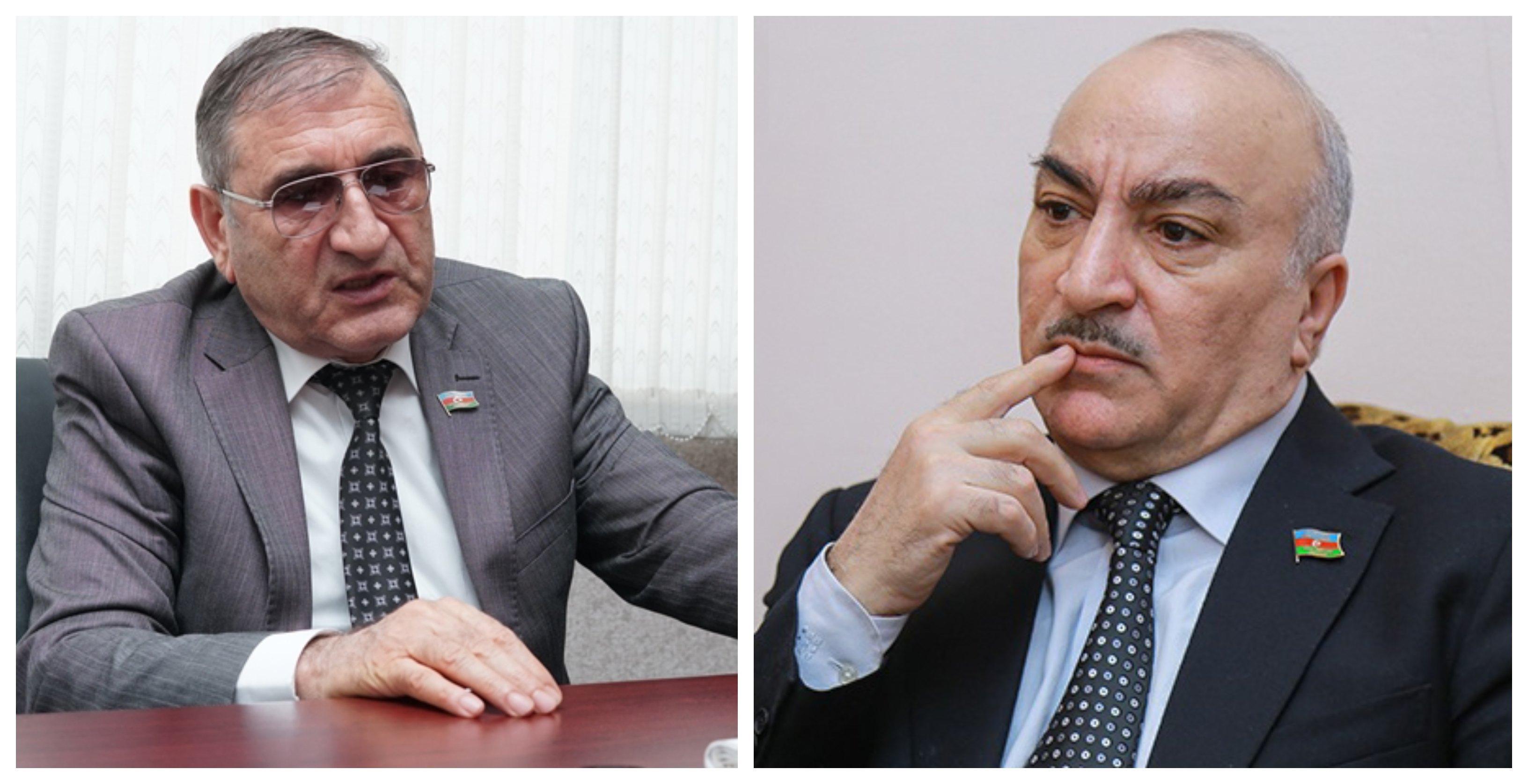 """Deputatlar """"Qaloş piri"""" tipli yerləri təşkil edənlərin cəzalandırılmasını istəyirlər"""
