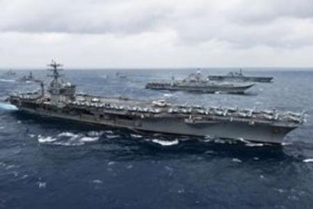 Yaponiya və ABŞ Cənubi Çin dənizində birgə hərbi təlimlər keçirir
