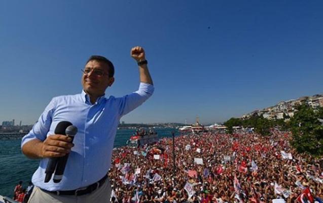 İstanbul seçkilərinin qeyri-rəsmi nəticələri açıqlanıb