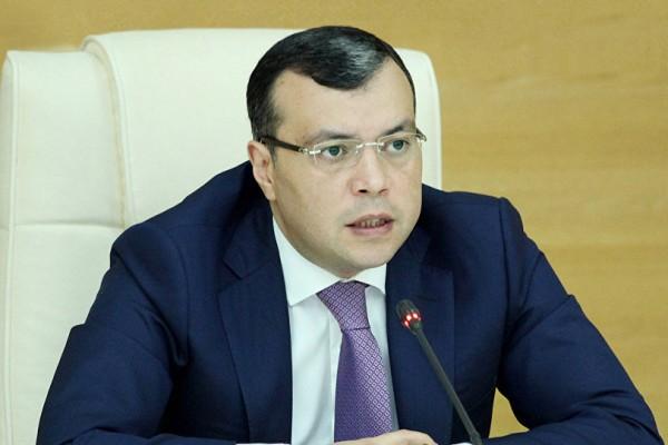 Sahil Babayev Litvanın Sosial Təminat və Əmək naziri ilə görüşüb