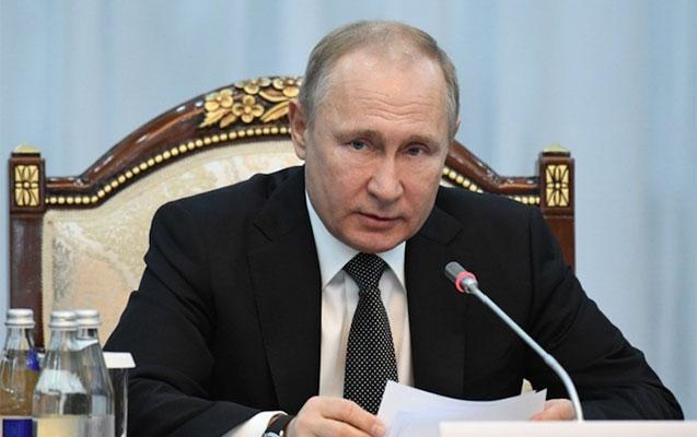 Vladimir Putin bu dövlətə qarşı olan sanksiyaları ləğv etdi