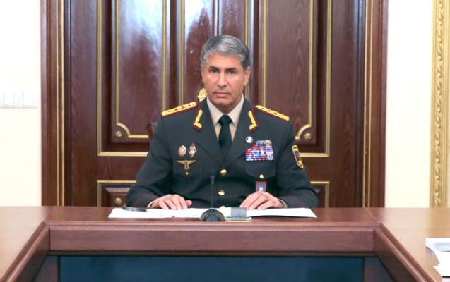 Vilayət Eyvazov püşkatma yolu ilə təyinat keçirdi