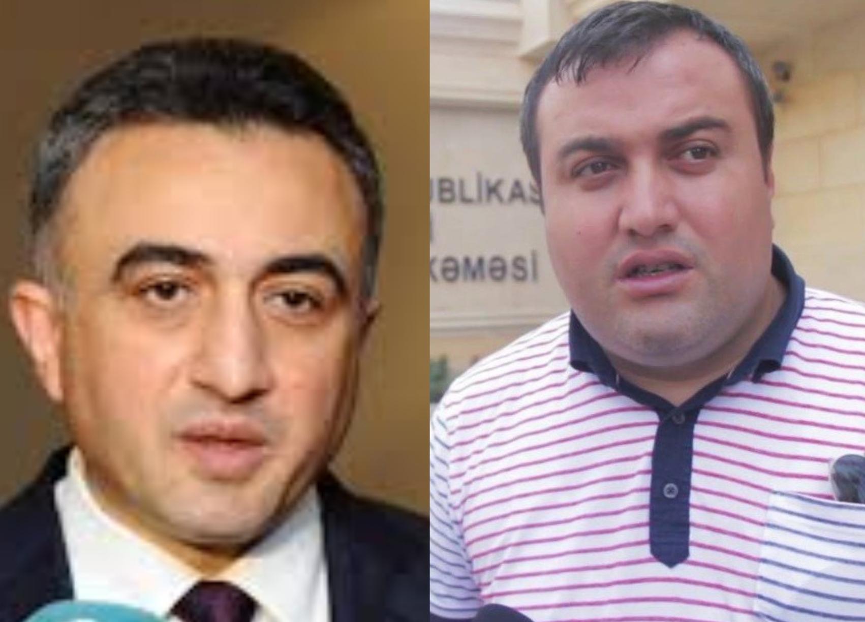 """Elçin Sadıqov: """"Anar Bağırovdan şikayət edəcəm"""""""