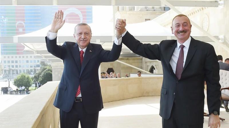 """""""Bakıya çatanda ilk olaraq qardaşım Əliyevlə görüşəcəm"""""""