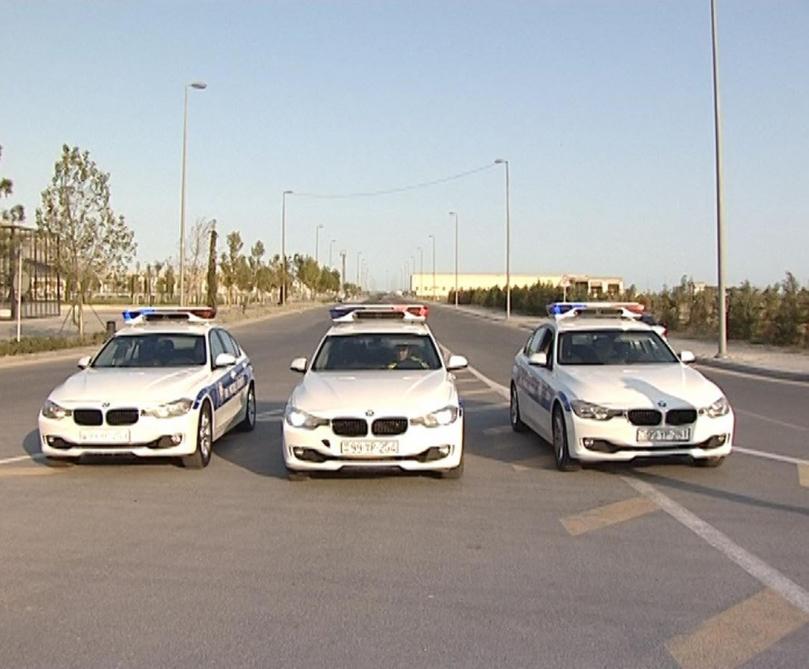 DYP hava ilə bağlı sürücülərə müraciət etdi