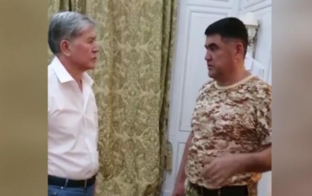 Kursan Asanova qarşı cinayət işi qaldırıldı