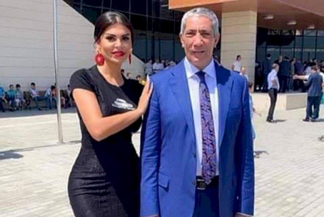 Afaq Aslanın millət vəkili ilə fotosu müzakirələrə səbəb oldu