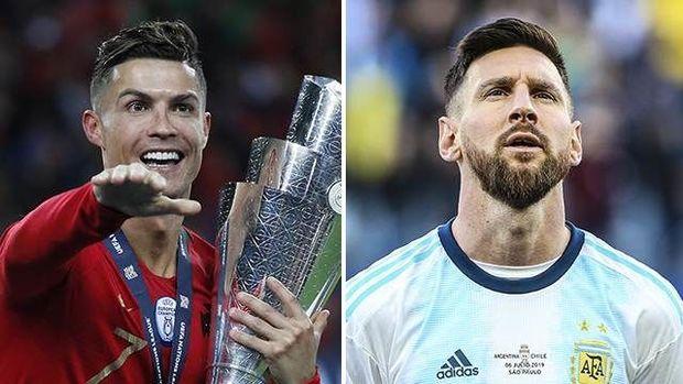 Ronaldo Messi ilə arasındakı fərqin nədən ibarət olduğunu açıqladı