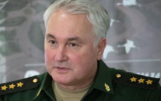 Rusiya Müdafiə nazirinin müavini Ermənistandakı hərbi bazaya yola düşdü