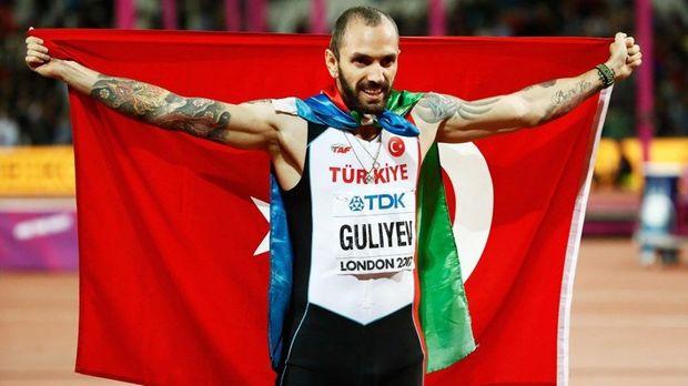 Ramil Quliyev Parisdə ikinci oldu