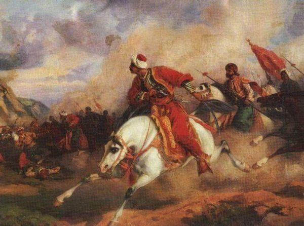 Şeybani xanın Şah İsmayıla məktubu