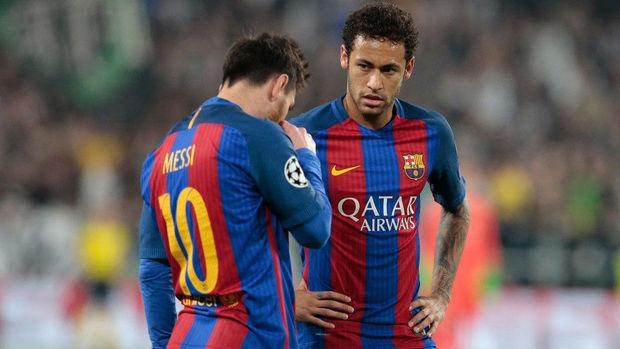 Messinin Neymara görə qanı qaraldı