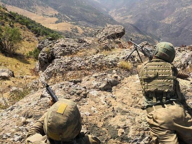 Türkiyə ordusu İraqda hərbi əməliyyata başladı