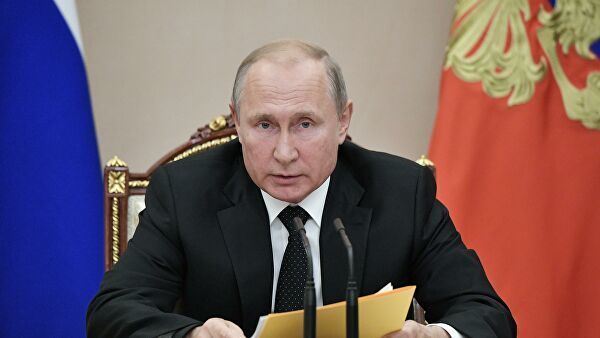 Putin ABŞ təhlükəsinə qarşı tədbir görülməsini tapşırdı