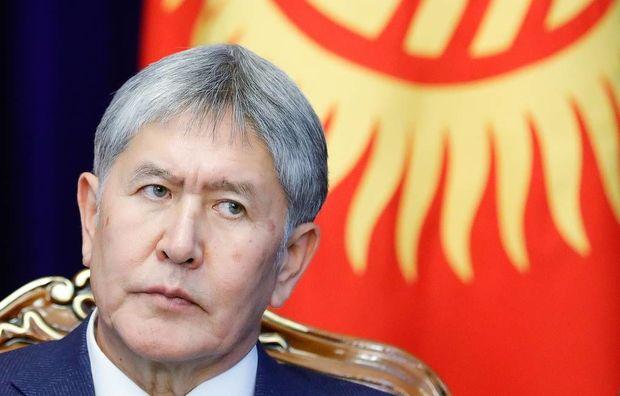 Atambayev istintaqdan imtina etdi