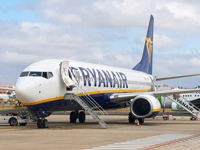 'Ryanair' Gürcüstandan aviareyslərə başlayır