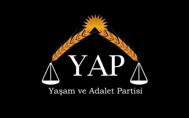 Türkiyədə YAP adlı partiya yaradıldı