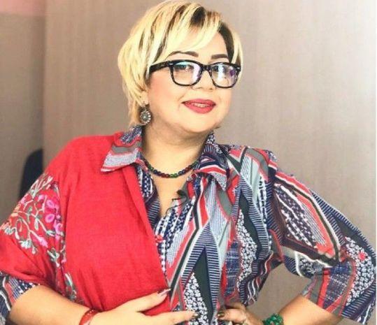 Aparıcı-prodüser Sayqa Cahid qəzaya  uğradı