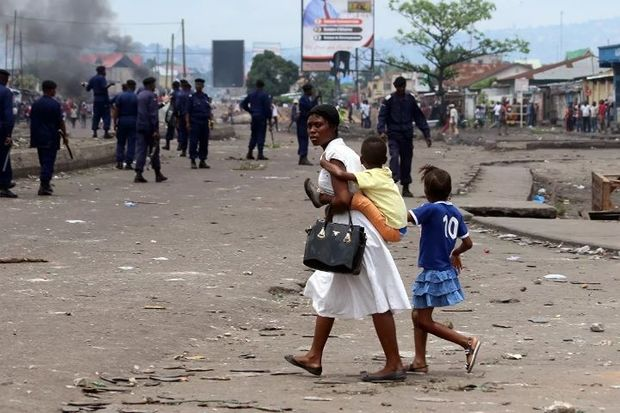 Afrikada 28 nəfər tayfa münaqişələrinin qurbanı oldu