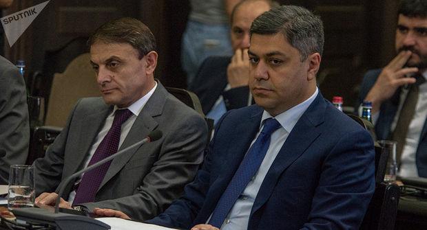 Ermənistanda istefaya göndəriləcək nazirlərin adları