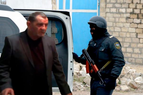 Azərbaycanlı narkobaron saxlanıldı