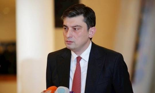 Gürcüstanın baş naziri qatillərin əfv edilməsi məsələsində prezidentlə razılaşmayıb