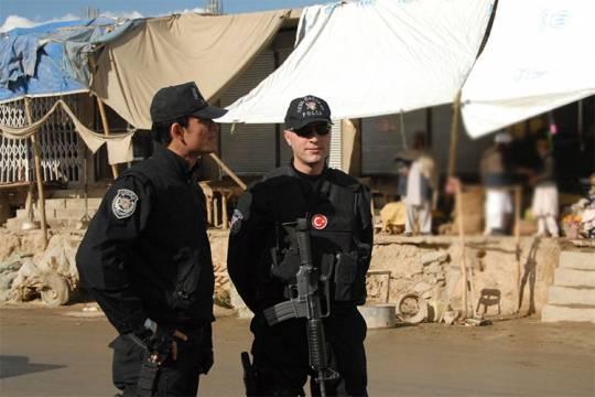 Türkiyə polisi əməliyyat keçirib