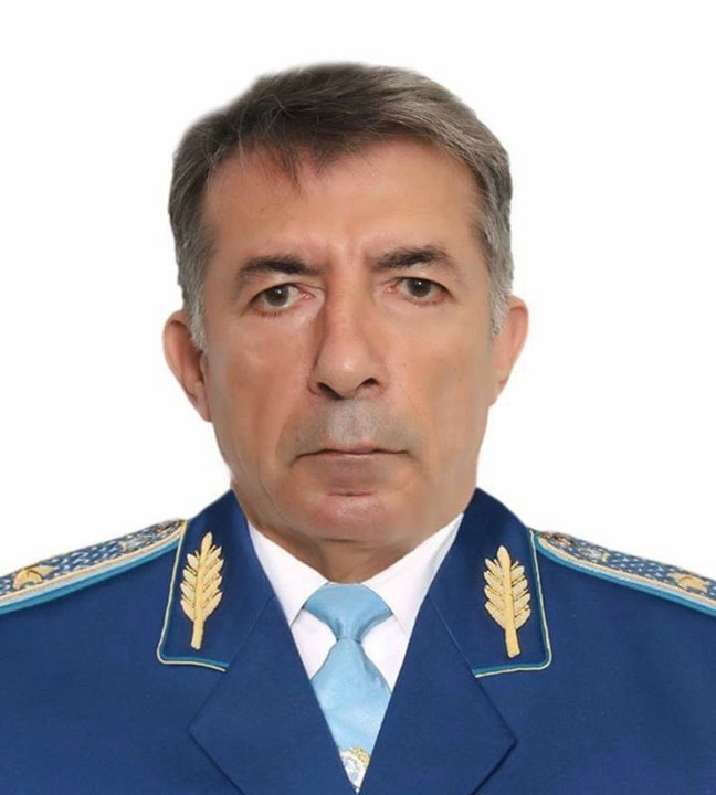 General formasında gəzən QHT rəhbəri həbs edildi