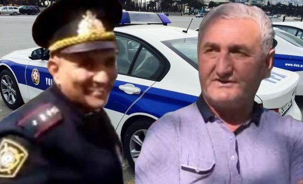 Sürücünün təhqir etdiyi polis işdən çıxarıldı
